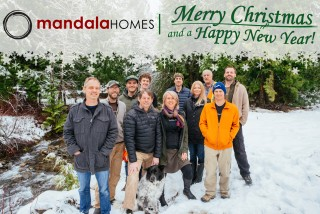 Holiday Greetings from Mandala Homes