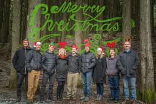 Happy Holidays from the Mandala Homes Staff