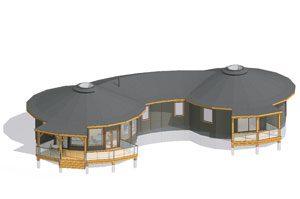 Round House Floor Plans Ourcozycatcottagecom
