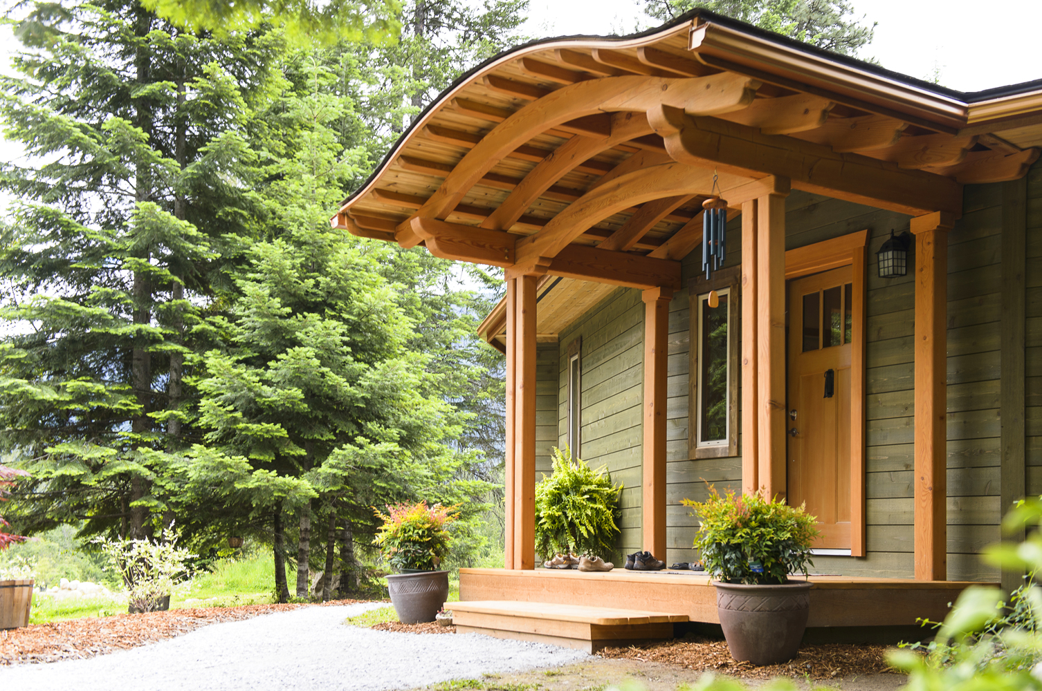 Round Homes Designs: What Is It Like To Live In A Round House?