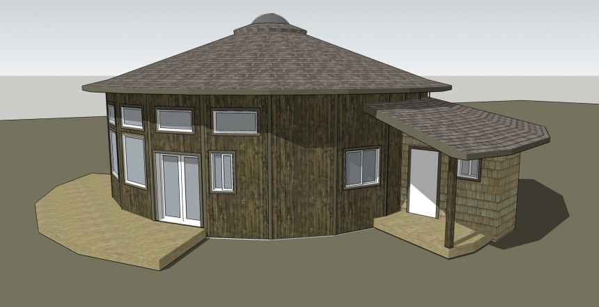 The Science Of Round Buildings Mandala Homes Prefab Round