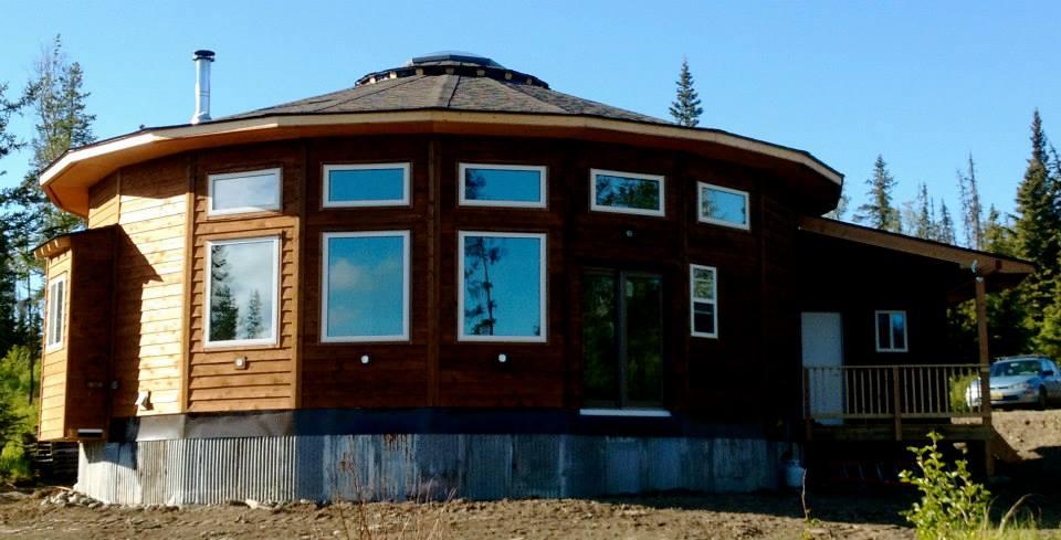 Energy Star 6 In Alaska Mandala Homes Prefab Round