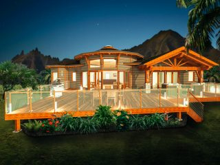 Mandala Custom Homes at the Hawaii Home Building & Remodeling Show Jan 26- 28. 2018