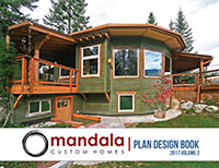 Mandala Custom Home Plan Book